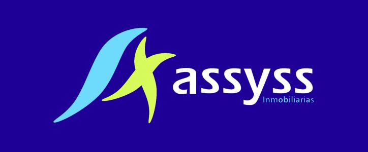 Logotipo de ASSYSS INMOBILIARIAS